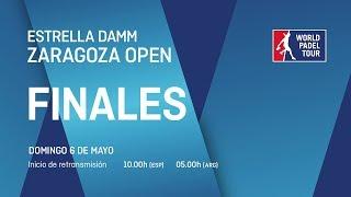 Finales - Estrella Damm Zaragoza Open 2018 - World Padel Tour