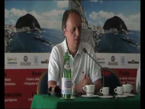 Ischia Global - Dario Argento e Billie August - Seconda Parte