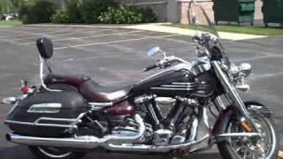4. 2006 Yamaha Stratoliner S XV19CT SVR Motorcycle