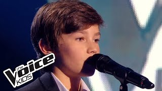 The Voice Kids 2015 | Johan - Someone Like You (Adele) | Blind Audition