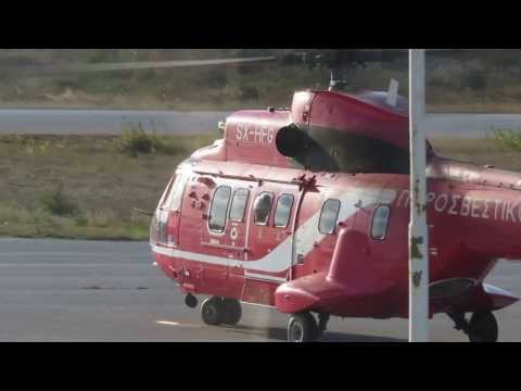 Eurocopter AS-332 Super Puma SXHFG...