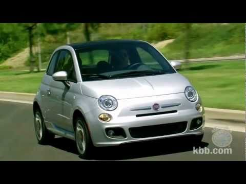 Fiat 500 Video Review – Kelley Blue Book