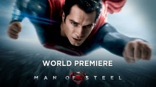 Nonton MAN OF STEEL -- World Premiere Film Subtitle Indonesia Streaming Movie Download