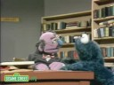 sesame street - : Cookie Monster In The Library