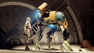 ReCore Gameplay Interview - IGN Live: Gamescom 2016 by IGN