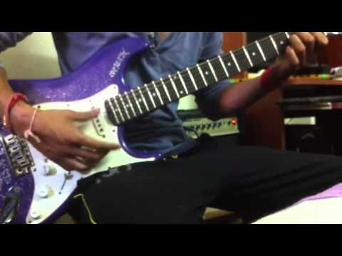 Music : Mere Nishaan Guitar Chords Tutorial Badtameez Dil Star ...