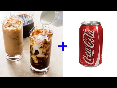 Fantastic Coffee and Coca Cola ! Be a King In 3 Hours, Why Coffee and Cola Good For Man