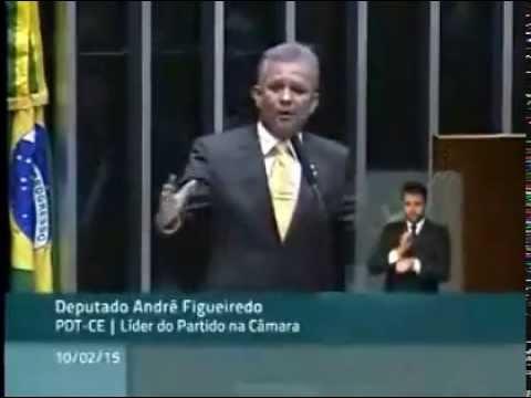André Figueiredo elogia indicação de Bendine para a presidência da Petrobrás