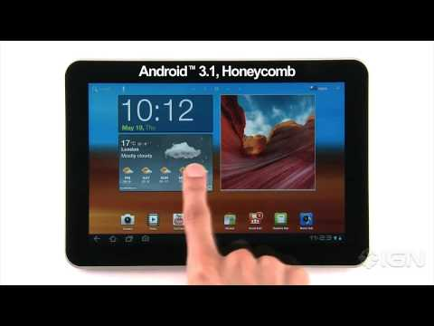 preview-IGN Reviews - Samsung Galaxy Tab 10.1 Video Review (IGN)