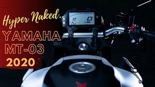 9. 2020 YAMAHA MT 03 PRICE, SPECS & REVIEW