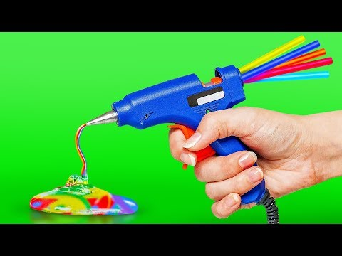 26 AWESOME GLUE GUN HACKS YOU'D LIKE TO TRY