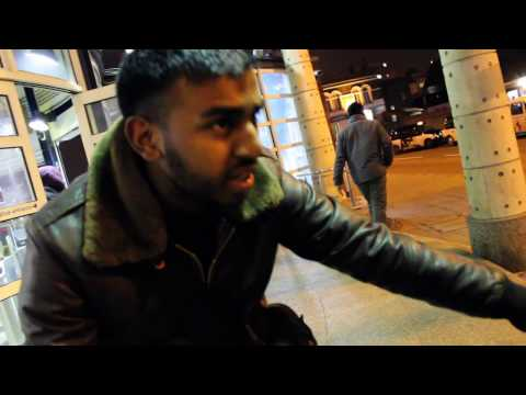 Real Christianity (walking like Jesus Christ) Street Healing in Woolwich London (1)