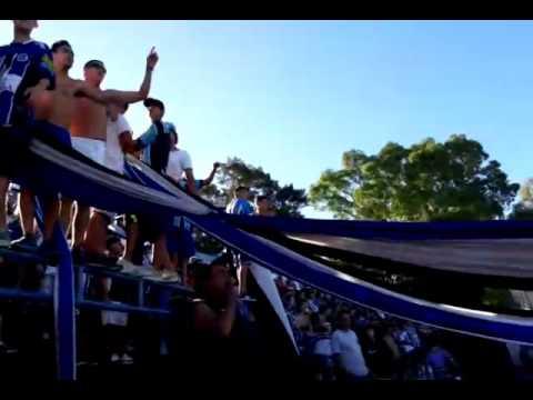 Hinchada de Almagro 2016 - La Banda Tricolor - Almagro