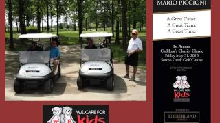 WE Care For Kids Charity Classic - May 2013