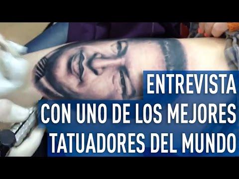 moreno - Entrevista con Yomico Moreno, tatuador venezolano Yomico Moreno, artista venezolano del tatuaje, considerado uno de los mejores del mundo en su disciplina, explica por qué estar tatuado no...