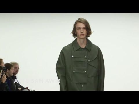Agi&Sam AW16 at London Collections Men видео