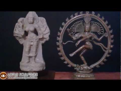 19th Century Antique Bronze Nataraja 36