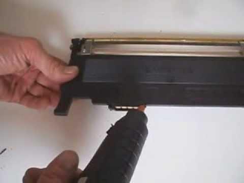 Scx-3200 как заменить чип