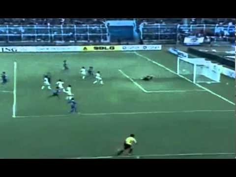 Arema FC vs Hanoi T&T (1-3) All Goals AFC Cup 11-3-2014
