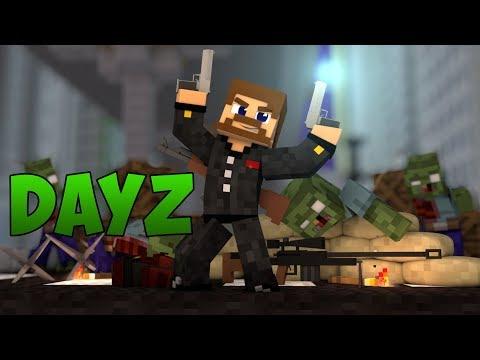 СУДНЫЙ ДЕНЬ НАСТУПИЛ, ЛЮДИ ПРОТИВ ЗОМБИ - Minecraft DayZ