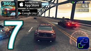 NEED FOR SPEED No Limits Android iOS Walkthrough - Part 7 - Car Series: Tokyo Streets, EA Games, video games