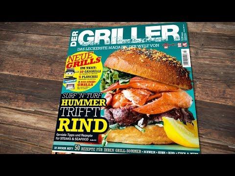 DER GRILLER (03-2017) Video