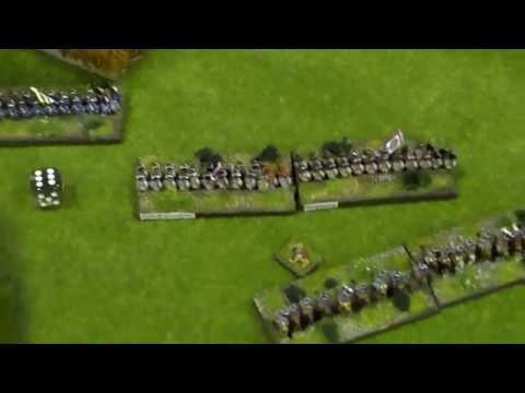 Играем в Maurice и объясняем правила: исторический варгейм о войнах 18-го века