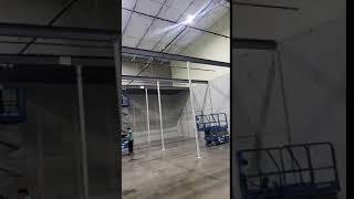 Project Spotlight - Portable Building Installation