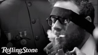 Seth Rogen Uncensored: Behind the Rolling Stone Cover Shoot