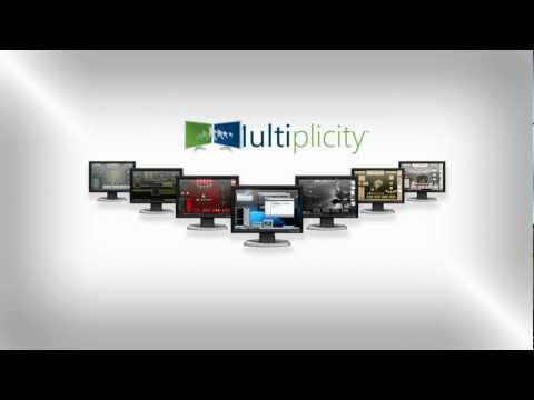 Control Multiple Computers with One Keyboard and Mouse with Multiplicity