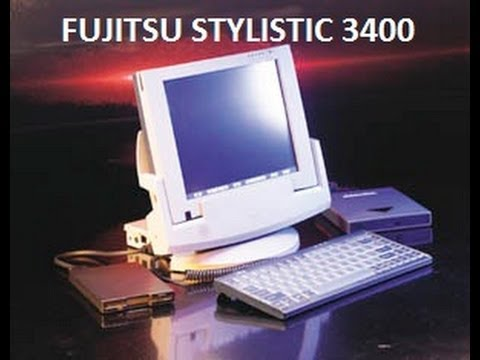 Fujitsu Stylistic 3400 Tablet – Upgrade memory – Easy HD  Install Linux and More – FILM
