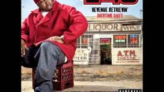 E-40 - Rear View Mirror Ft. B-Legit & Stresmatic (Overtime Shift)