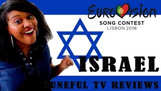 Video EUROVISION 2018 - ISRAEL - Tuneful TV Reaction & Review MP3, 3GP, MP4, WEBM, AVI, FLV Maret 2018