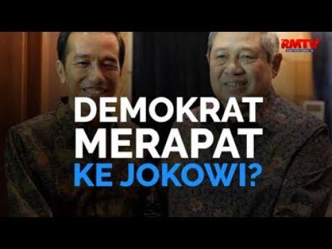 Demokrat Merapat Ke Jokowi?