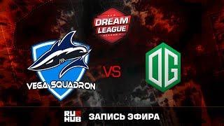 Vega vs OG, DreamLeague S.8, game 1 [Dead_Angel, GodHunt]