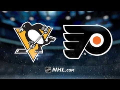 Penguins vs Flyers Highlights | 2018 Stanley Cup Playoffs Round 1 Game 3 | 4/15/18