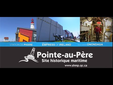 What to See at the Pointe-au-Père Maritime Historic Site