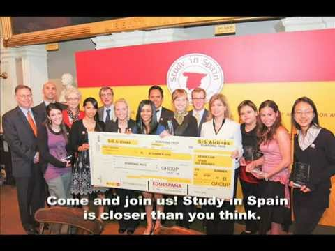 Study in Spain - Edward James Olmos