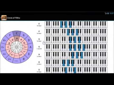 Video of Piano Companion PRO: chords