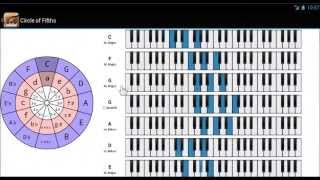 Piano Companion: chords,scales YouTube video