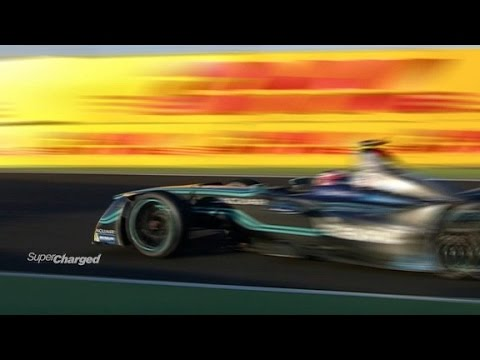 Formula E: Jaguar Racing 'will be contenders'