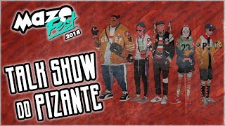 TALK SHOW SNEAKERHEAD NO MAZE FEST 2018