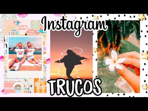 16 IDEAS Y TRUCOS PARA INSTAGRAM STORIES ❤️SIN USAR APPS - Tutoriales Belen