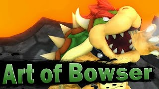 Smash 4: Art of Bowser