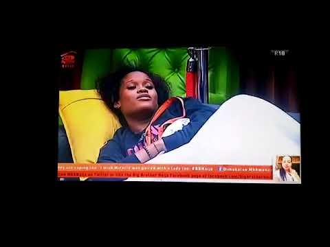 Big Brother Naija: Cee-C Finally Admits She Loves Tobi on Valentine's Day