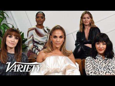 'Hustlers' Star Jennifer Lopez on the Challenges of Pole Dancing