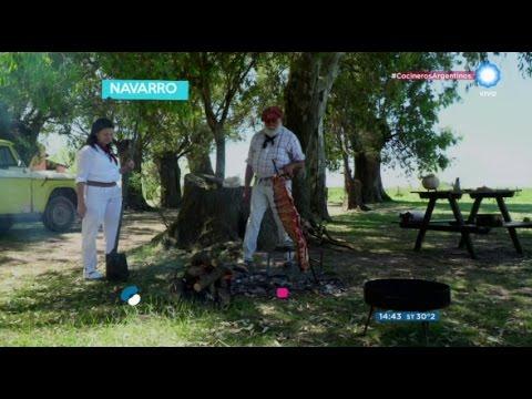 Día de campo en Navarro