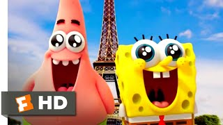 Nonton The SpongeBob Movie: Sponge Out of Water (2015) - The Real World Scene (6/10) | Movieclips Film Subtitle Indonesia Streaming Movie Download