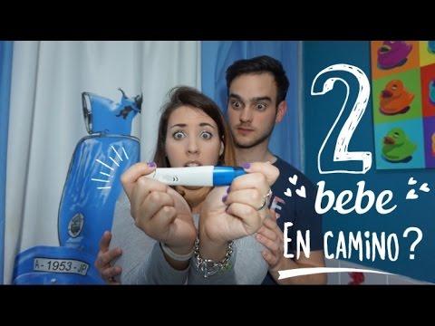 TEST DE EMBARAZO, REACCION EN DIRECTO ¿#2 BEBE ? / LIVE PREGNANCY TEST