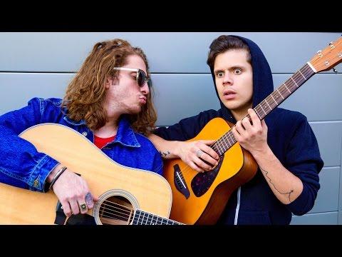 Weird Roommate   Rudy Mancuso & watt